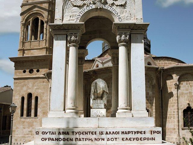 Μαυσωλείο των Κυπρίων Εθνομαρτύρων του 1821
