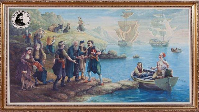Το 1821 και η Κύπρος - Κανάρης